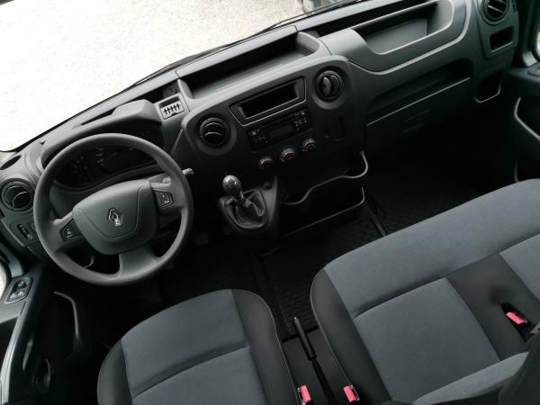 RENAULT MASTER-dvojna kabina-7 sedežev+keson